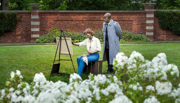 Summer of Sculpture Opens at Dallas Arboretum: Tour Amazing Art