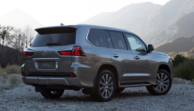 Traveling to Rockport, Texas in Style in Our Lexus LX 570