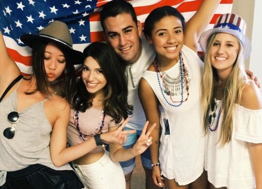 Celebrating a Social Distancing Fourth of July in Texas