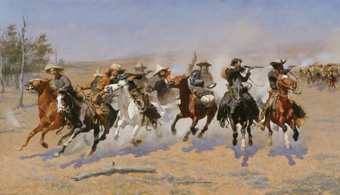 Mythmakers: Winslow Homer and Frederic Remington on Display