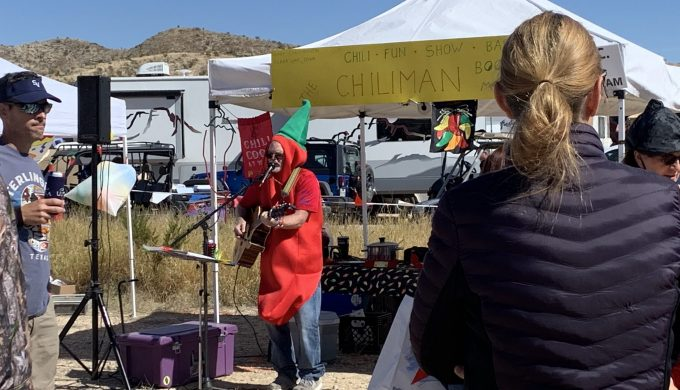The Terlingua Chili Cook-Offs are Both Canceled for 2020