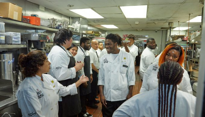 Café Momentum Takes Culinary Program for Juvenile Offenders National