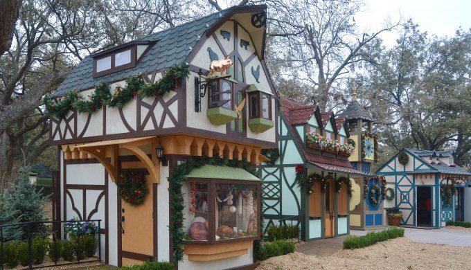 Holiday at the Arboretum brings Christmas magic