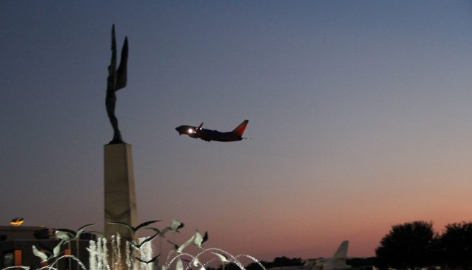 Dallas Love Field was Named Best Large Airport in North America