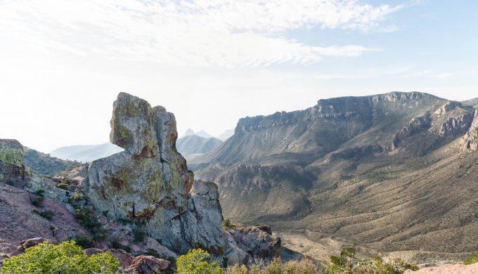 Beautiful Big Bend Adventure: Exploring the Lost Mine Trail