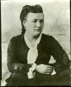 Frenchy McCormick: Mystery Woman of the Old Tascosa Ghost Town