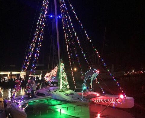 Celebrate Christmas on the Beach at Rockport-Fulton