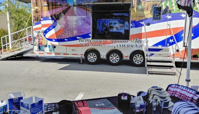Wreaths Across America Tours Mobile Exhibit Across Texas