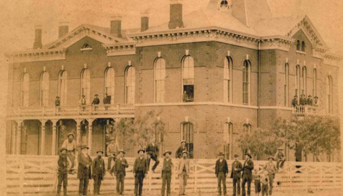 Wilson County is a Texas History Buff's Dream Come True